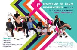 Primer Temporada Independiente de Danza Contemporánea